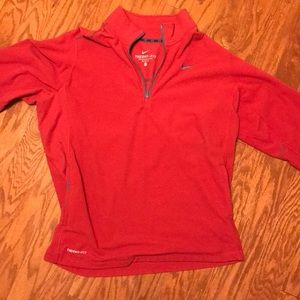 Nike Thermafit pullover In XL